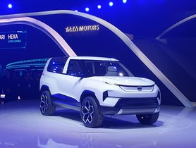Tata Sierra EV Concept Inspired by Distinct Greenhouse Of Old Model