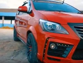 WANNABE Lexus Toyota Innova Detailed on Video