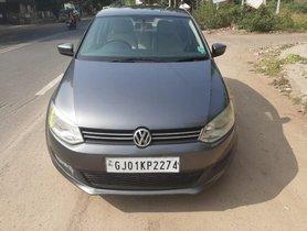 Used 2011 Volkswagen Polo Diesel Comfortline 1.2L MT car at low price in Ahmedabad