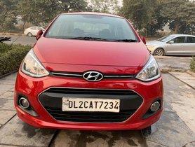Hyundai Xcent 1.2 VTVT S 2015 MT for sale in Faridabad
