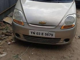 Used Chevrolet Spark LS 1.0 LPG, 2010, Petrol AT for sale in Chennai