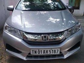 Used Honda City SV, 2014, Petrol MT for sale in Chennai