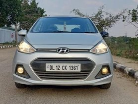 Used 2015 Hyundai Xcent 1.1 CRDi S MT car at low price in New Delhi