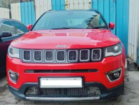 Used 2017 Jeep Compass MT for sale in Mumbai
