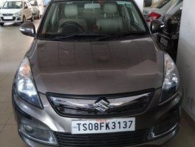 Maruti Suzuki Dzire ZDI Plus AT 2017 in Hyderabad