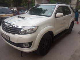 2015 Toyota Fortuner 3.0 Diesel MT for sale in New Delhi