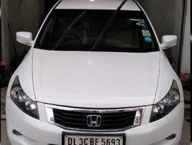 2011 Honda Accord Petrol AT for sale in New Delhi