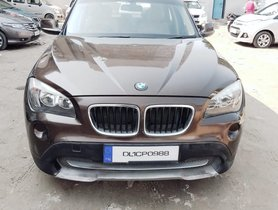 2012 BMW X1 Diesel MT for sale in New Delhi
