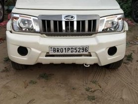 Used Mahindra Bolero SLX 2012 MT for sale in Patna