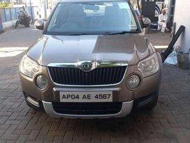 Used Skoda Yeti 2010 MT for sale in Hyderabad