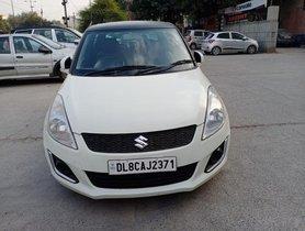 2015 Maruti Suzuki Swift VDI MT for sale at low price in New Delhi