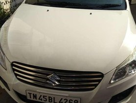 Used 2017 Maruti Suzuki Ciaz Alpha AT for sale in Chennai at low price