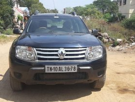 Used 2013 Renault Duster 110PS Diesel RxL MT for sale in Chennai