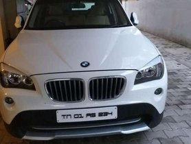 Used BMW X1 sDrive20d M Sport, 2012, Diesel AT for sale in Chennai
