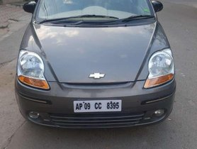 Used Chevrolet Spark LT 1.0 LPG, 2011,MT for sale in Hyderabad