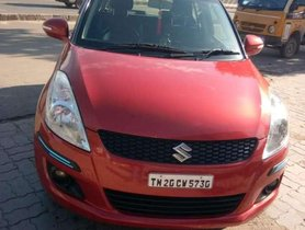 Used 2013 Maruti Suzuki Swift ZDi MT for sale in Chennai