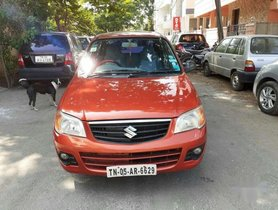 Used Maruti Suzuki Alto K10 VXI 2012 MT for sale in Chennai