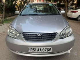 Used Toyota Corolla 2008 MT for sale in Chandigarh
