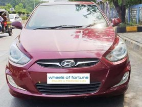Used 2015 Hyundai Verna 1.6 VTVT SX MT for sale in Mumbai