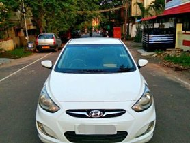 Used Hyundai Verna Fluidic 1.6 CRDi SX, 2012, Diesel MT for sale in Chennai