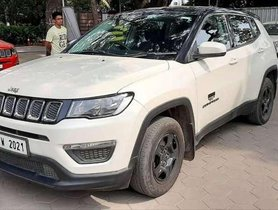 Used 2017 Jeep Compass 2.0 Sport AT for sale in Coimbatore