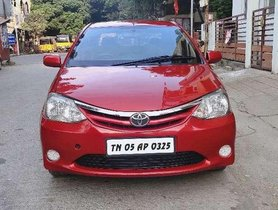 Used 2012 Toyota Etios VX MT for sale in Chennai