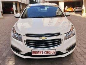 Chevrolet Cruze LTZ AT 2016 for sale in Chennai