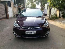 Used Hyundai Fluidic Verna 1.6 CRDi SX Automatic, 2013, Diesel AT for sale in Chennai