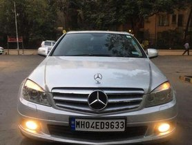 Used 2010 Mercedes Benz C-Class AT for sale in Mumbai