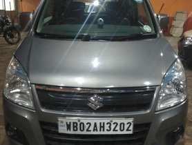 Used Maruti Suzuki Wagon R 1.0 VXi, 2015, Petrol MT for sale in Kolkata