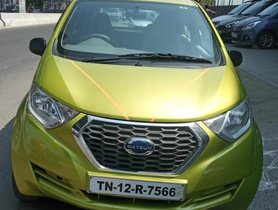 Used 2017 Datsun Redi-GO T Option MT for sale in Chennai