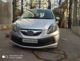 Used Honda Brio 2011 MT for sale in Chennai
