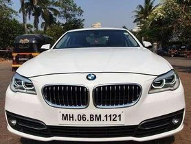Used 2015 BMW 5 Series 520d Sedan AT for sale in Mumbai