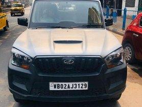 Used Mahindra Scorpio 2016 MT for sale in Kolkata