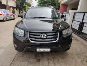 Used 2012 Hyundai Santa Fe MT for sale in Chennai