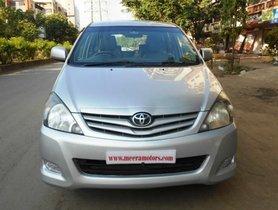 Toyota Innova 2.5 GX (Diesel) 7 Seater BS IV MT for sale in Mumbai
