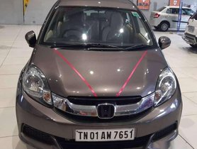 Used Honda Mobilio, 2014, Diesel MT for sale in Chennai