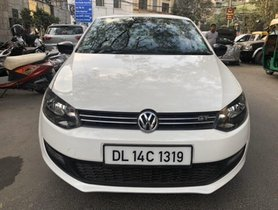 2013 Volkswagen Polo GTI AT for sale at low price in New Delhi