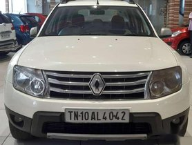 Used Renault Duster, 2013, Diesel MT for sale in Chennai
