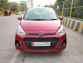 Used 2018 Hyundai Grand i10 MT for sale in Mumbai