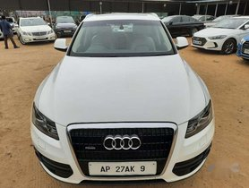 Used 2010 Audi Q5 AT for sale in Hyderabad
