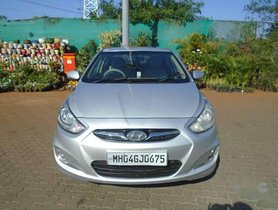 Used Hyundai Verna 1.6 CRDi SX 2013 MT for sale in Mumbai