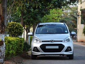 Hyundai i10 Asta 2016 AT for sale in Coimbatore