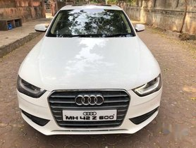 Used Audi A4 2.0 2013 AT for sale in Mumbai