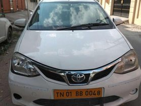 Used Toyota Etios GD 2016 MT for sale in Chennai