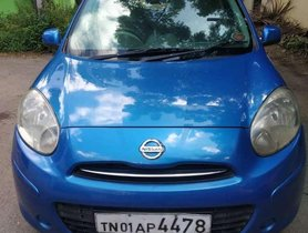 Used Nissan Micra XV Diesel, 2011, MT for sale in Chennai