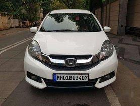 Used Honda Mobilio V i-DTEC, 2014, Diesel MT for sale in Mumbai