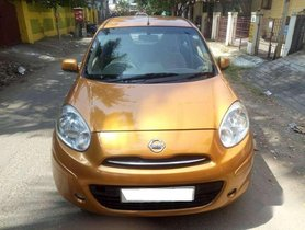 Used Nissan Micra 2010 VX MT for sale in Chennai