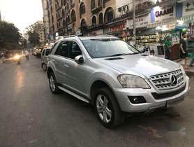 Used 2010 Mercedes Benz M Class AT for sale in Mumbai