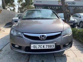 Used 2011 Honda Civic 2006-2010 MT car at low price in Faridabad